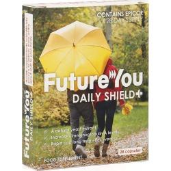 FutureYou Cambridge - Daily Shield+ with Beta Glucan - Immunity Health Supplements - 28 Capsules found on Bargain Bro UK from FutureYou Cambridge