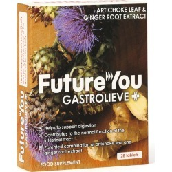 FutureYou Cambridge - Gastrolieve+ with Artichoke Leaf & Ginger Root Extracts - Digestive Health Supplements - 28 Capsules found on Bargain Bro UK from FutureYou Cambridge