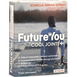 FutureYou Cambridge - Cool Joints+ with Boswellia Serrata Extract - Joint Health Supplements - Easy-to-Absorb - 28 Capsules found on Bargain Bro UK from FutureYou Cambridge