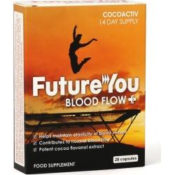 FutureYou Cambridge - Blood Flow+ 'Chocolate Pill' with Cocoa Flavanol Extract - Circulatory Health Supplements - 56 Capsules found on Bargain Bro UK from FutureYou Cambridge