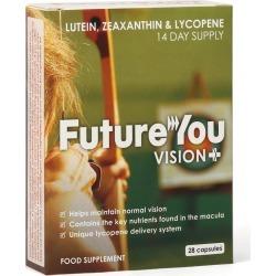 FutureYou Cambridge - Vision+ with Lutein & Zeaxanthin - Health Supplements - 28 Capsules found on Bargain Bro UK from FutureYou Cambridge
