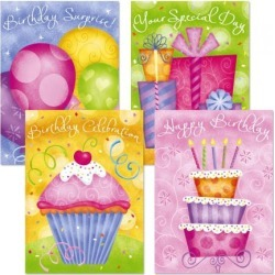 Birthday Celebration Cards found on Bargain Bro Philippines from currentcatalog.com for $4.99
