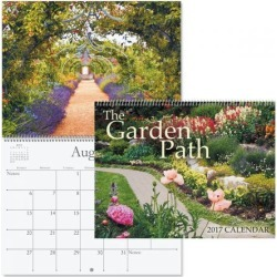 2017 Garden Path Calendars found on Bargain Bro India from currentcatalog.com for $7.49