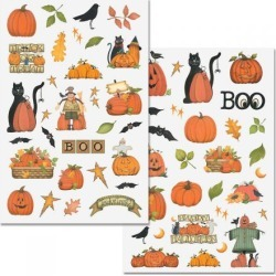 Halloween Country Sticker Value Pack found on Bargain Bro Philippines from currentcatalog.com for $4.99