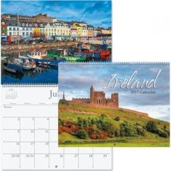 2017 Ireland Calendar found on Bargain Bro Philippines from currentcatalog.com for $7.49