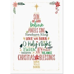 Christmas Blessings Christmas Cards