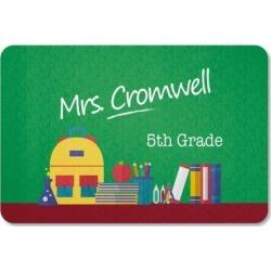 Classroom Personalized Doormat