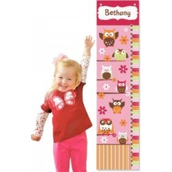 Owl Canvas Growth Chart