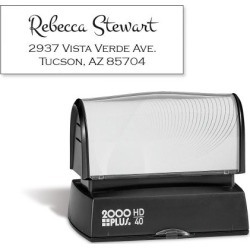 Script Name Pre-Inking Address Stamp found on Bargain Bro India from currentcatalog.com for $19.99