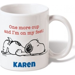 Snoopy™ Personalized Coffee Mug