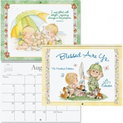 2017 Blessed Are Ye' Calendar found on Bargain Bro India from currentcatalog.com for $7.49