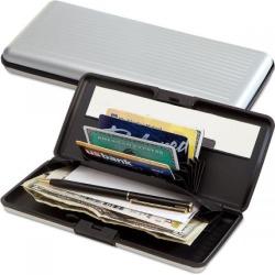 Big Card RFID Aluminum Alloy Wallet