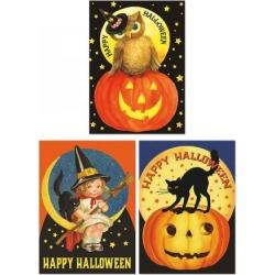 Halloween Retro Cards