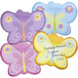 Butterfly Sticky Note Pads