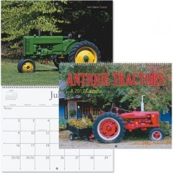 2017 Antique Tractors Calendar found on Bargain Bro Philippines from currentcatalog.com for $7.49