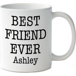 Best Friend Ever Personalized Mug