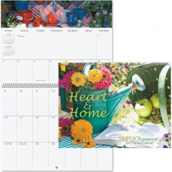 2017 Heart & Home Big Grid Calendar found on Bargain Bro Philippines from currentcatalog.com for $9.99