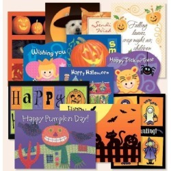Halloween Card Value Pack