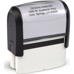 Mini Self Inking Address Stamper found on Bargain Bro India from currentcatalog.com for $12.99