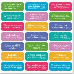 Scripture Stickers - BOGO found on Bargain Bro Philippines from currentcatalog.com for $3.98