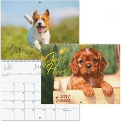 2017 Dogs Calendar found on Bargain Bro India from currentcatalog.com for $7.49