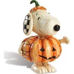 Mini Snoopy™ with Pumpkin Figurine by Jim Shore found on Bargain Bro India from currentcatalog.com for $16.99