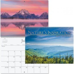 2017 Nature's Inspiration Calendar found on Bargain Bro India from currentcatalog.com for $7.49