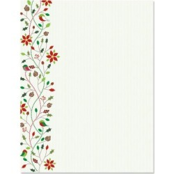 Holiday Twist Christmas Letter Papers found on Bargain Bro from currentcatalog.com for USD $6.07