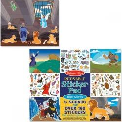 Reusable Sticker Pad Bible Stories by Melissa & Doug®