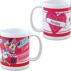 Personalized Minnie Mouse® Mug
