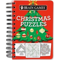Christmas Brain Games™ Book