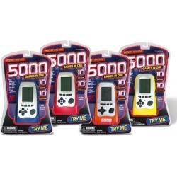 Handheld 5000 Games in One
