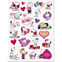 PEANUTS® Valentine Stickers - BOGO found on Bargain Bro Philippines from currentcatalog.com for $3.98