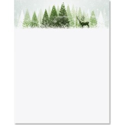 Winter Wonderland Christmas Letter Papers found on Bargain Bro from currentcatalog.com for USD $6.07