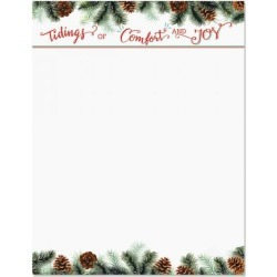 Tidings Christmas Letter Papers found on Bargain Bro from currentcatalog.com for USD $6.07