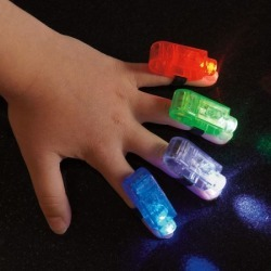 Finger Lights