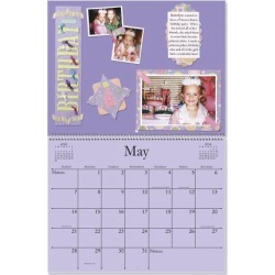 2017 Blank Crafters' Scrapbooking Calendar found on Bargain Bro India from currentcatalog.com for $7.49