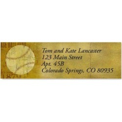Sports Balls Classic Address Labels (6 Designs) found on Bargain Bro India from currentcatalog.com for $8.99