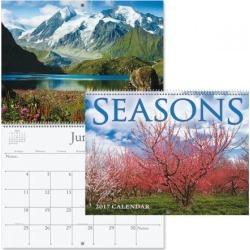 2017 Seasons Calendar found on Bargain Bro Philippines from currentcatalog.com for $7.49