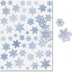 Snowflake Stickers found on Bargain Bro Philippines from currentcatalog.com for $2.98