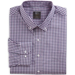 Big & Tall Gold Series Check Dress Shirt found on MODAPINS from Destination XL for USD $64.50