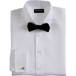 Big & Tall David Donahue Formal Dress Shirt found on MODAPINS from Destination XL for USD $165.00