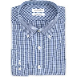 Big & Tall Enro Combs Check Dress Shirt found on MODAPINS from Destination XL for USD $99.50