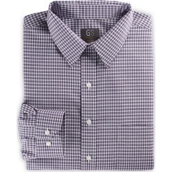 Big & Tall Gold Series Check Dress Shirt found on MODAPINS from Destination XL for USD $59.50