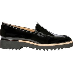 Franco Sarto Women's Cypress Loafer Shoes in Black, Size 6 Medium found on Bargain Bro Philippines from ts.townshoes.ca for $68.55