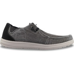 Skechers Men's Melson Raymon Slip-On Loafer Shoes in Grey, Size 13 Medium found on Bargain Bro Philippines from ts.townshoes.ca for $63.53
