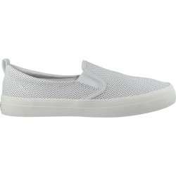 Sperry Women's Crest Twin Gore Mini Perforated Sneaker Shoes in White, Size 6 Medium found on Bargain Bro India from ts.townshoes.ca for $61.57