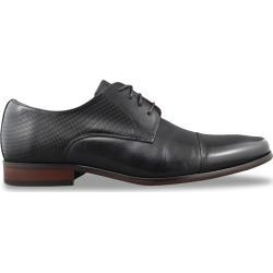 Florsheim Men's Postino Oxford Shoes in Black, Size 11 Medium