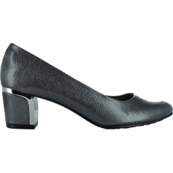Hush Puppies Women's Deanna Pump Shoes in Charcoal Grey, Size 7 Wide found on Bargain Bro Philippines from ts.townshoes.ca for $52.80