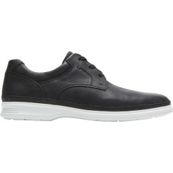 Rockport Men's Dressports2Go Oxford Shoes in Black Leather, Size 7.5 Medium found on Bargain Bro Philippines from ts.townshoes.ca for $76.16
